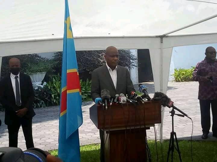 """Martin Fayulu sur la fermeture des écoles en RDC: """" l'école doit reprendre à tout prix"""""""
