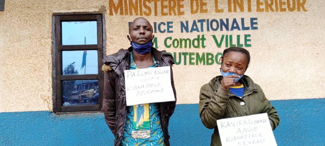 Nord-Kivu : Deux présumés Kidnappeurs ont été arrêtés à Butembo