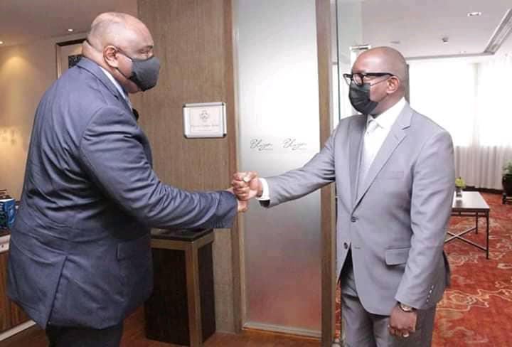 Politique : Jean Pierre Bemba reçu par le nouveau premier ministre