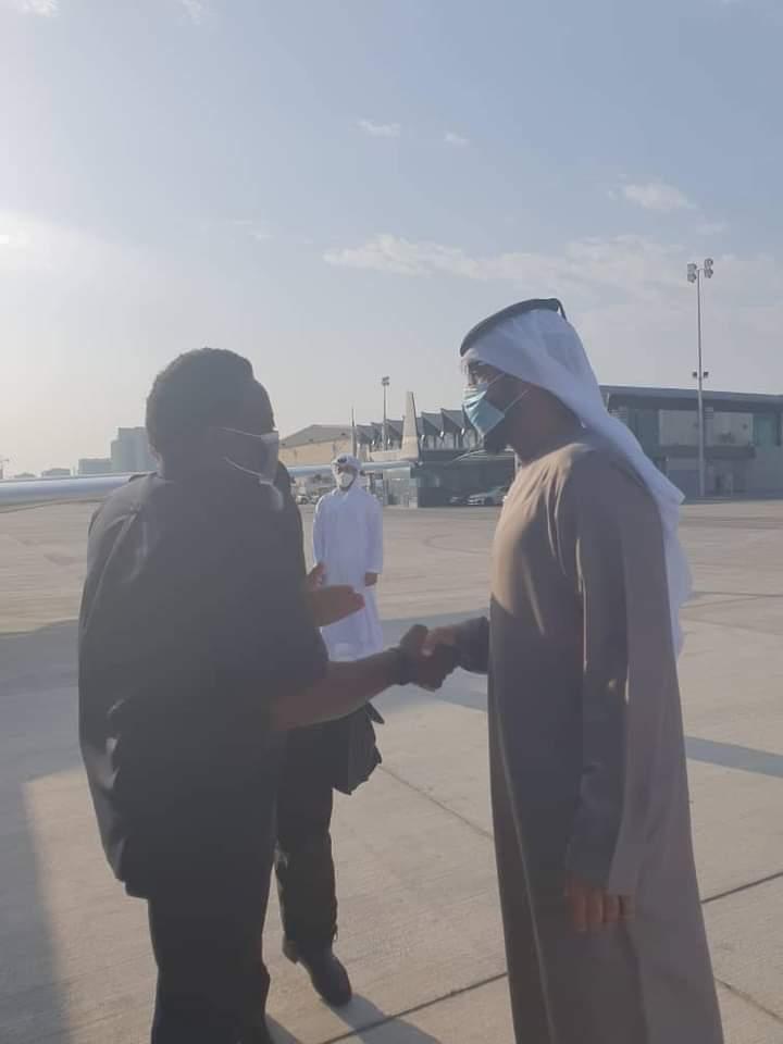 RDC : Joseph Kabila atterrit à Dubaï