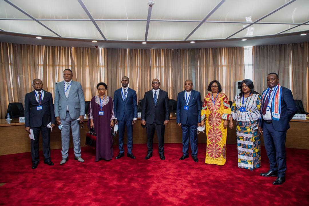 Consultations/Gouvernement : « Le Premier ministre nous a donné le sentiment d'un homme déterminé à relever les défis » (Pius Muabilu de l'AA/a)