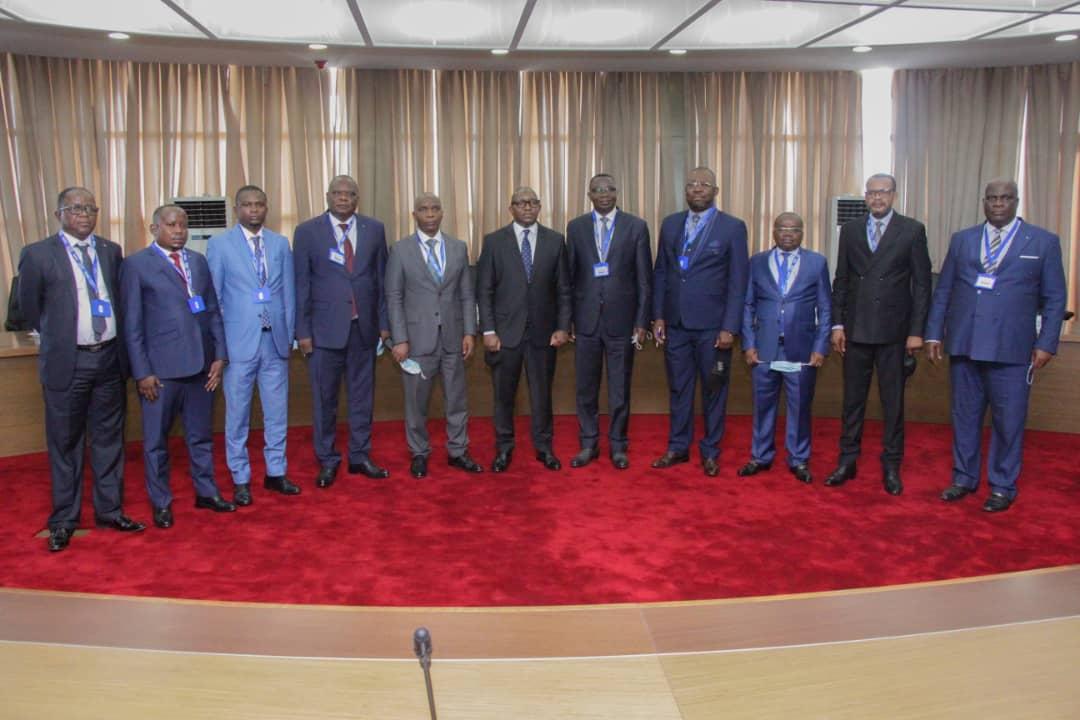Consultations/Gouvernement : Julien Paluku a conduit le regroupement AABC devant le Premier ministre Sama Lukonde