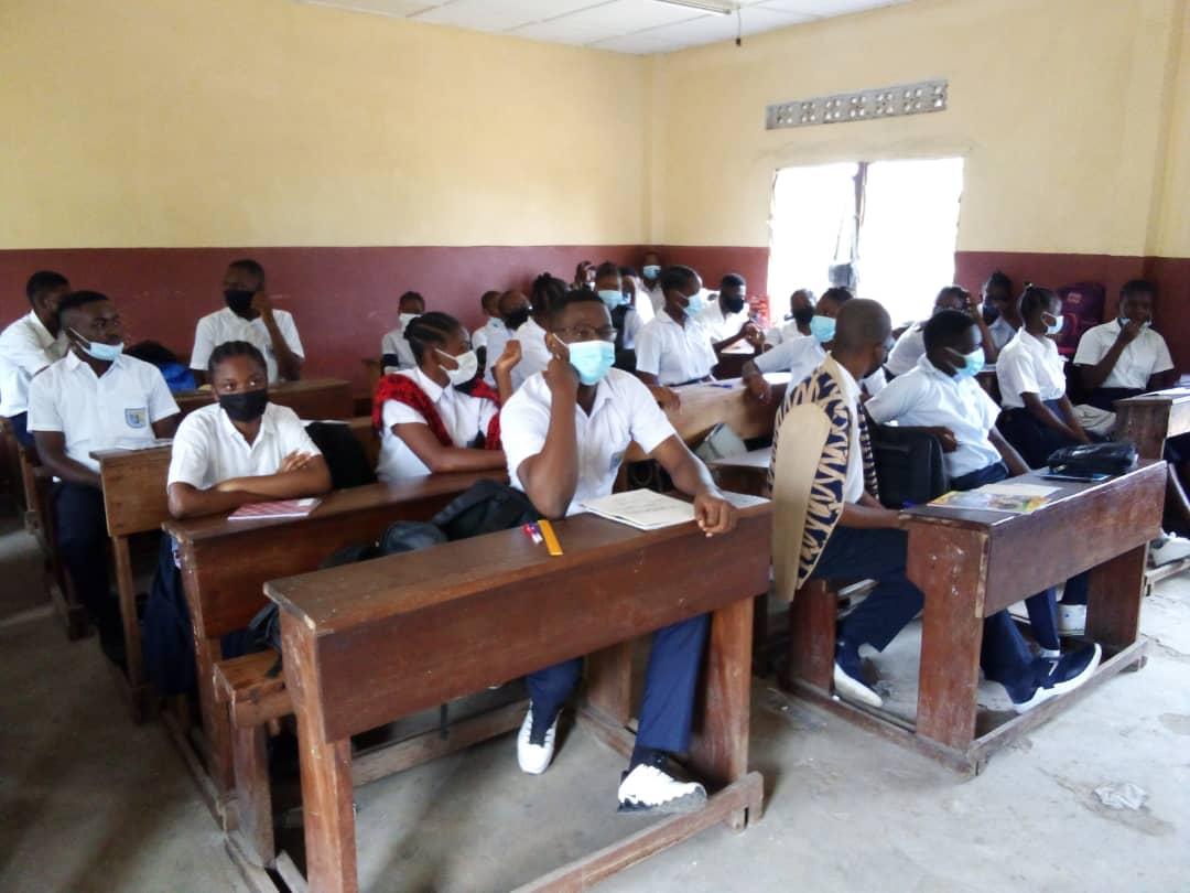 RDC/EPST: Encore une reprise des cours sous la pression du Coronavirus