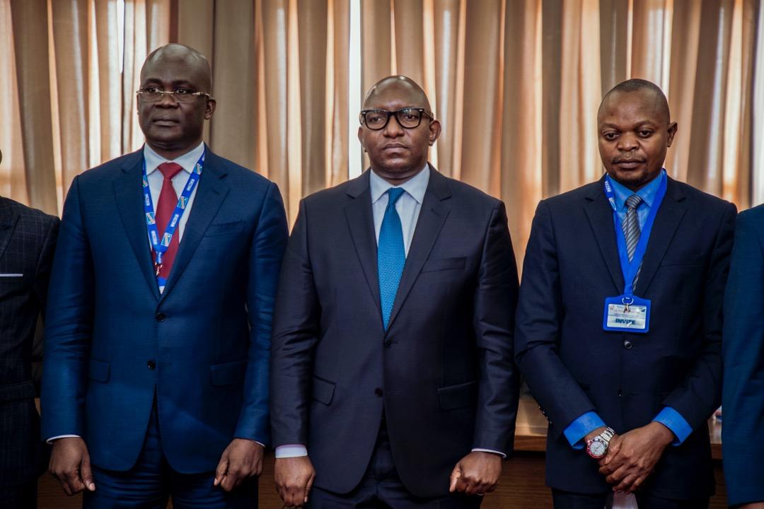 Consultations/Gouvernement : Jean Lucien Bussa a conduit le regroupement CODE chez Sama Lukonde