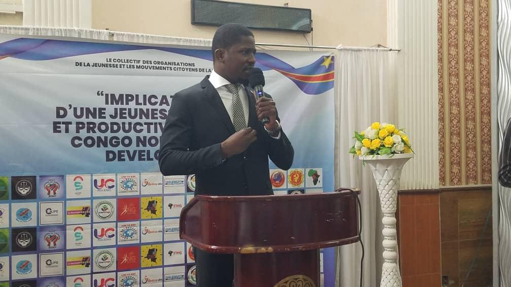 La CNJPE conscientise la jeunesse congolaise à s'impliquer davantage pour le développement d'un Congo nouveau