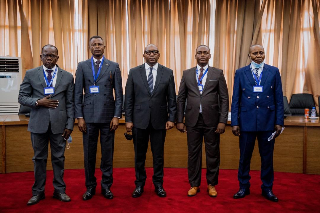 Consultations/Gouvernement : Le regroupement politique CPR apporte son « soutien sans faille » au Premier ministre Sama Lukonde