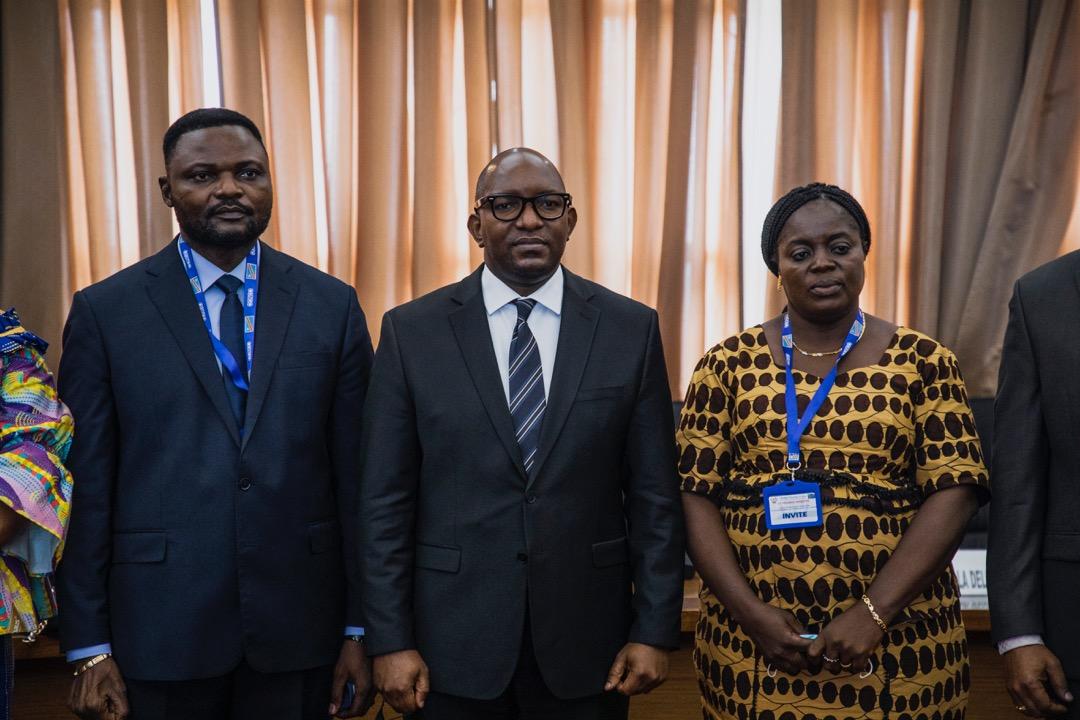 Consultations/Gouvernement : Emery Okundji et le RASSOP appellent aux financements innovants pour soutenir la gratuité de l'enseignement de base