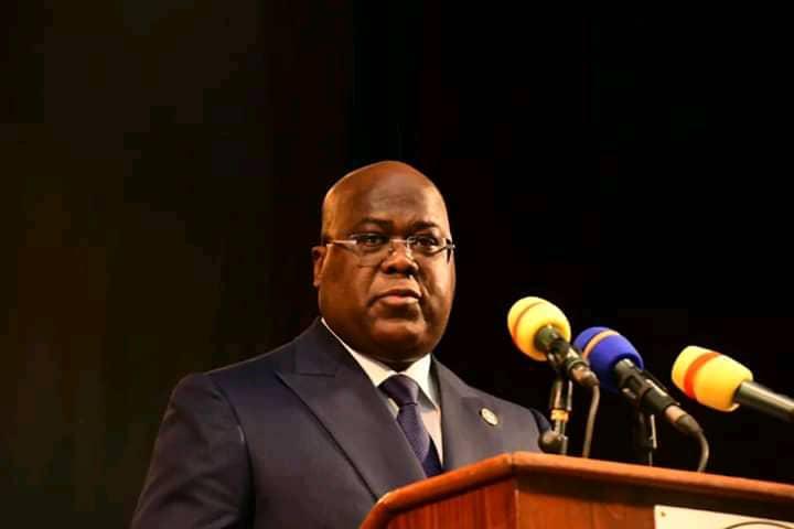 RDC: Kinshasa abritera prochainement une conférence internationale sur la paix et la sécurité en Afrique annonce Félix Tshisekedi
