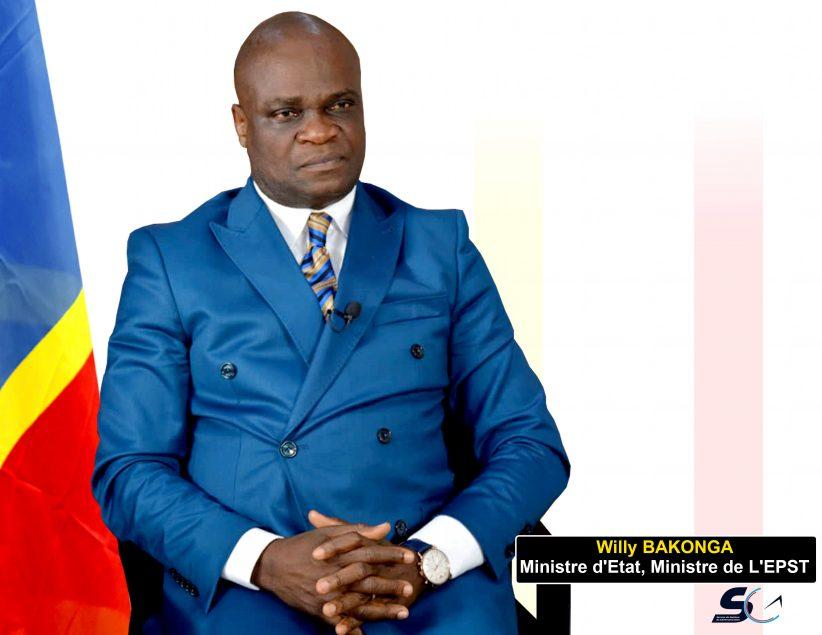 EPST : les cours ne reprendront pas le 7 février prochain (Willy Bakonga)