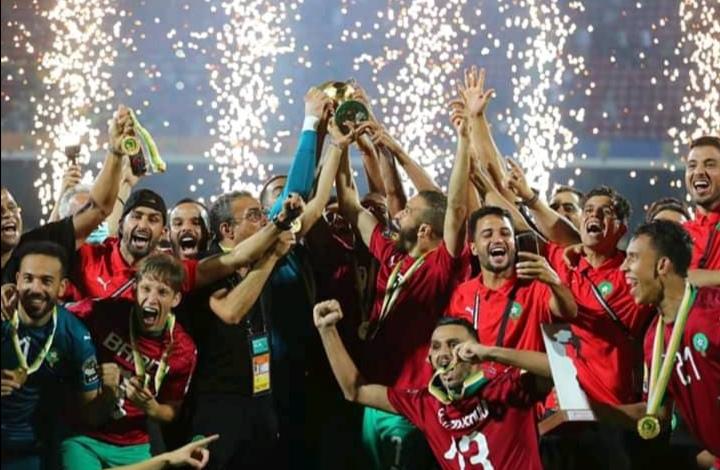 CHAN 2020 : le Maroc égale la RDC en terme de titres, le Mali devient la nation la moins chanceuse