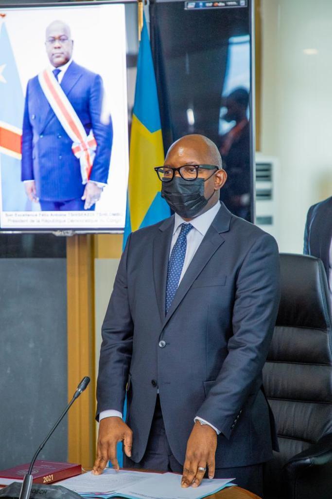 Primature : AFDC-A, premier groupement politique à être consulté par le Premier ministre Sama Lukonde