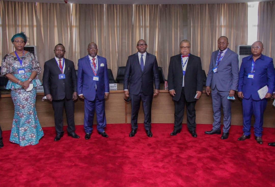 Consultations/Gouvernement : le Premier ministre Sama Lukonde a échangé avec le regroupement politique RRC