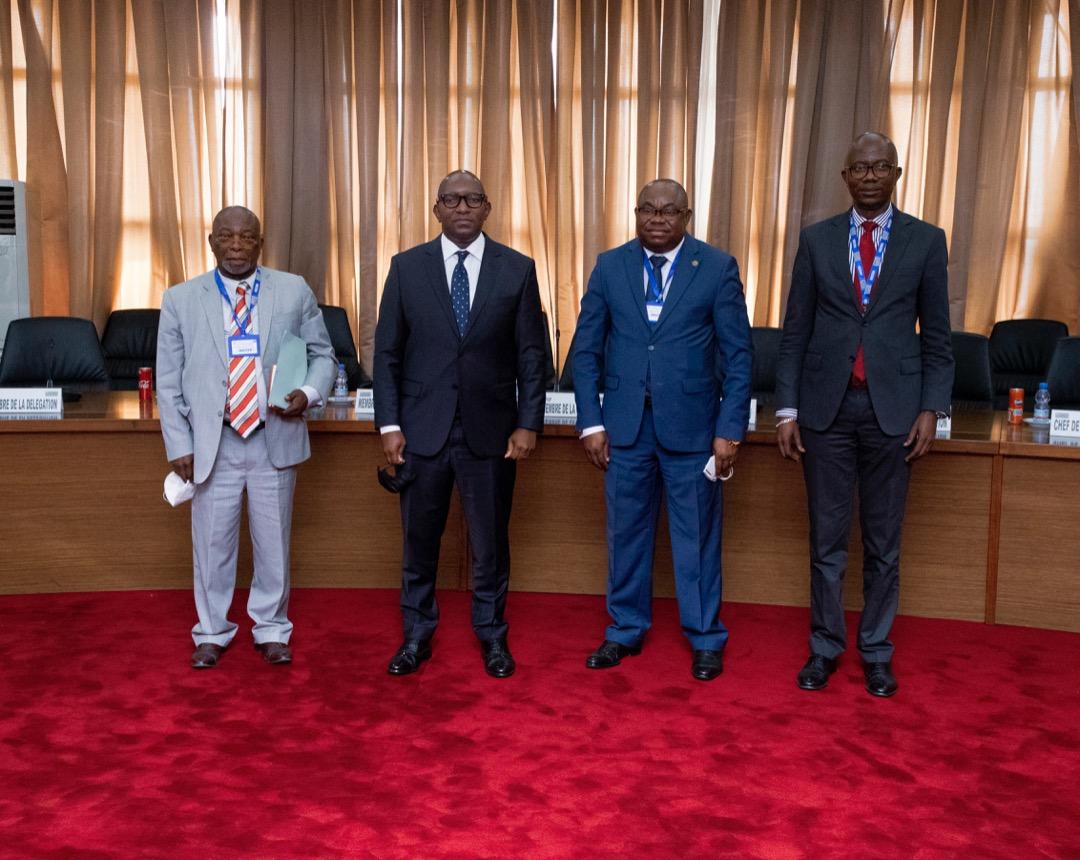 Consultations/Gouvernement: l'Ordre des avocats transmet son cahier de charges au Premier Ministre Sama Lukonde