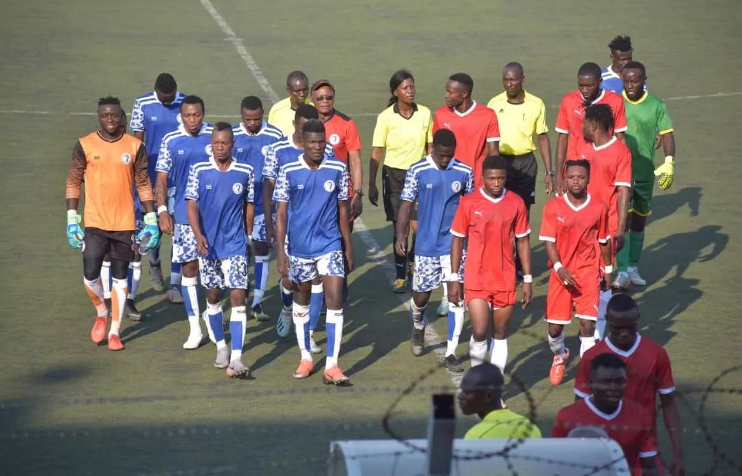 Vodacom ligue I: Lubumbashi sport et Don Bosco se quittent dos à dos au stade Kibasa Maliba