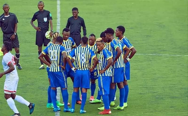 Vodacom ligue I : St Eloi Lupopo bat Rangers 2-1 et monte à la 4eme place