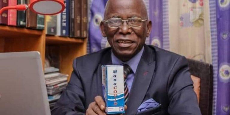 Décès à Kinshasa du pharmacien auteur du remède Manacovid