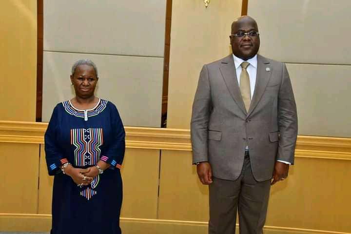 RDC: l'insécurité à l'Est au cœur des échanges entre la nouvelle cheffe de la Monusco et Félix Tshisekedi
