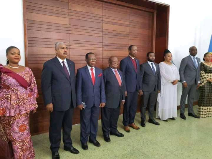 Remise et reprise au Sénat : Modeste Lukwebo promet d'œuvrer également pour la tenue des élections en RDC