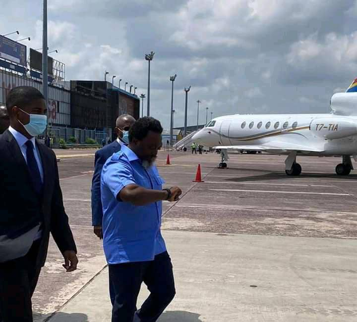 RDC: Joseph Kabila est de retour au pays