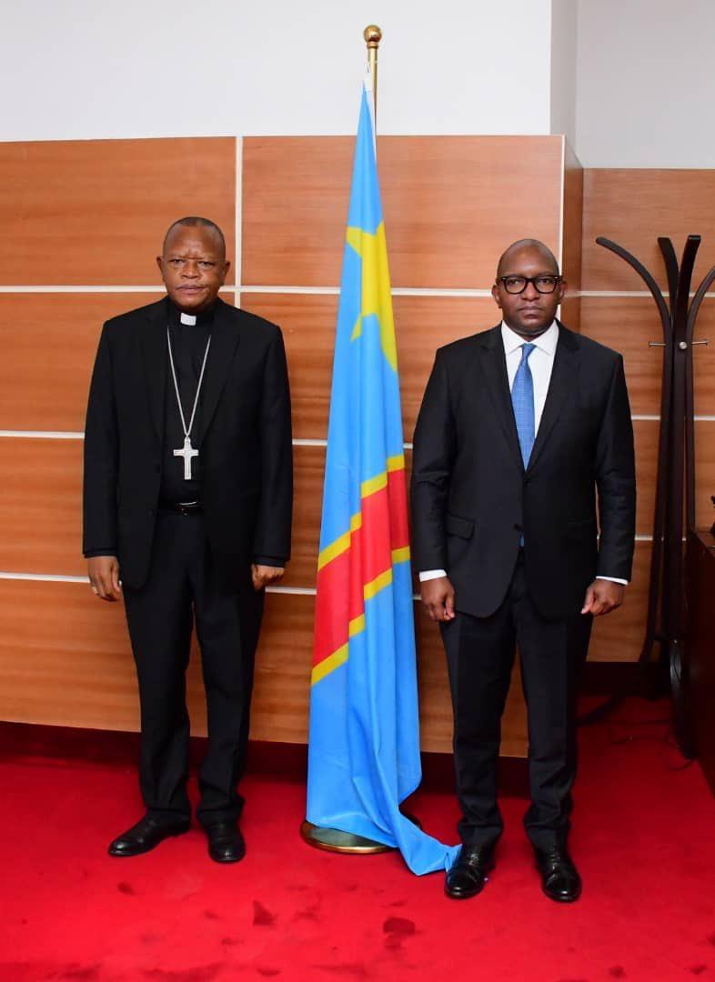 Formation du gouvernement : le cardinal Fridolin Ambongo exhorte le premier ministre à ne pas prendre n'importe qui