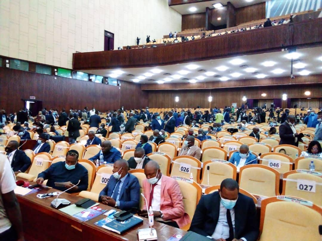 RDC : ouverture de la session de mars ce lundi 15 mars au parlement