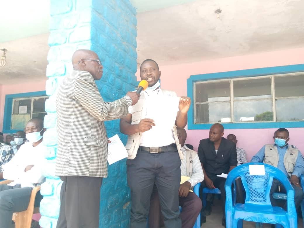 Lomami/Lutte contre les anti-valeurs : lancement d'un numéro vert pour dénoncer des cas d'abus dans le secteur sanitaire à Mwene-ditu