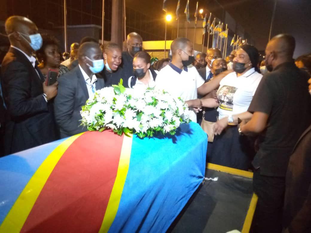 Assemblée nationale : la dépouille du député national Henri-Thomas Lokondo rapatrié à Kinshasa ce jeudi