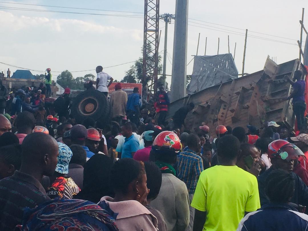 Nord-Kivu : 17 morts et 2 blessés, bilan d'un accident de circulation à Nyiragongo