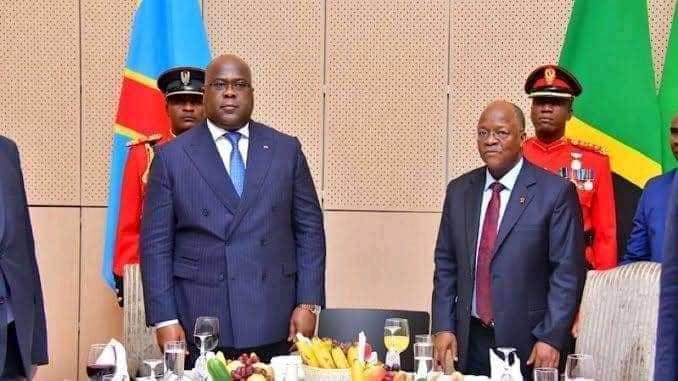 Décès de John Magufuli : les drapeaux seront en berne en RDC pendant 3 jours à partir de ce mardi 23 mars (Félix Tshisekedi)