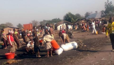 Lomami : un corps sans vie retrouvé dans un marché à Mwene-ditu