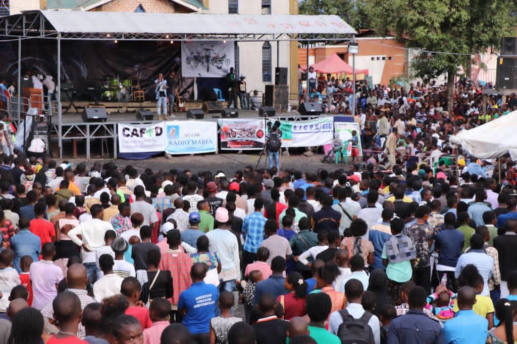 Goma : la ville volcanique abritera du 25 au 28 mars, la 12ème édition du forum régional des jeunes pour la paix