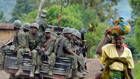 Ituri : l'armée congolaise neutralise 27 miliciens CODECO et récupère 8 armes près de Bunia