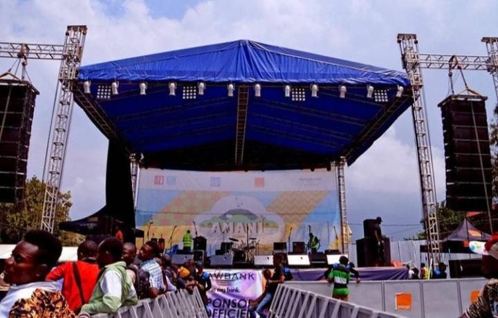 Goma : Le festival Amani se tiendra pour la première fois au mois de juin