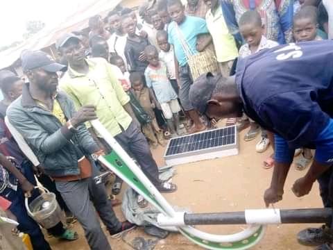 Lomami : le chef de centre de la SNEL dément la perte d'un poteau des lampadaires à Kabinda