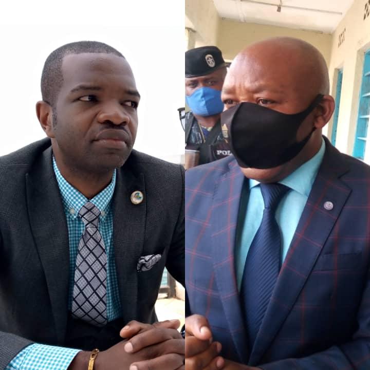 """Désobéissance fiscale : """" Nous devons plutôt mobiliser les moyens pour permettre aux forces de sécurité d'avoir les moyens de combattre l'ennemi"""" (David Kamuha à Promesse Matofali)"""
