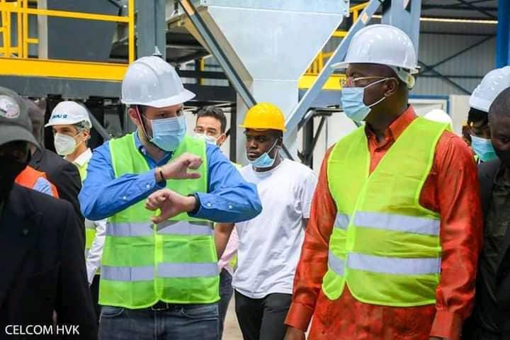 Kinshasa : vers une solution contre la pollution des bouteilles en plastique dans la capitale ?