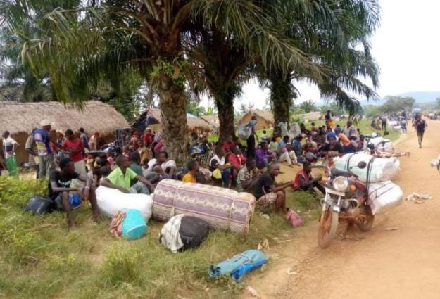 Beni: plus de 2 mille déplacés vivent sans aucune assistance humanitaire à Oicha