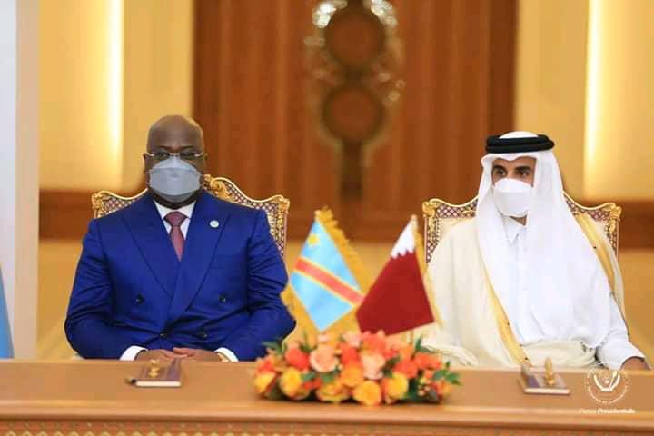 Diplomatie : signature d'un accord de coopération économique entre la RDC et le Qatar