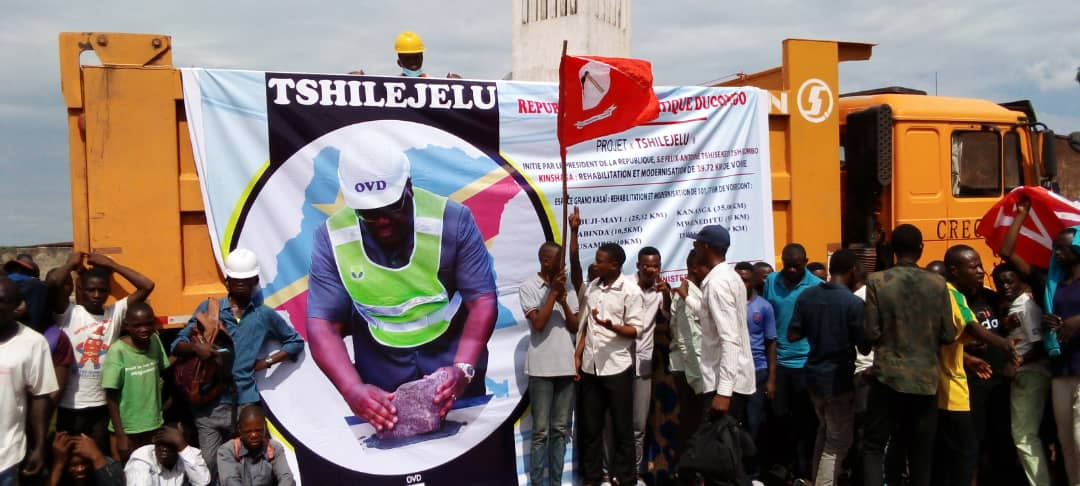 Kasaï central : Willy Ngoopos lance le projet Tshilejelu à Kananga