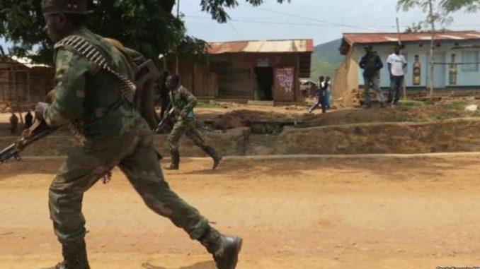 Beni: un chargé de recrutement des rebelles ADF arrêtés à Kasindi