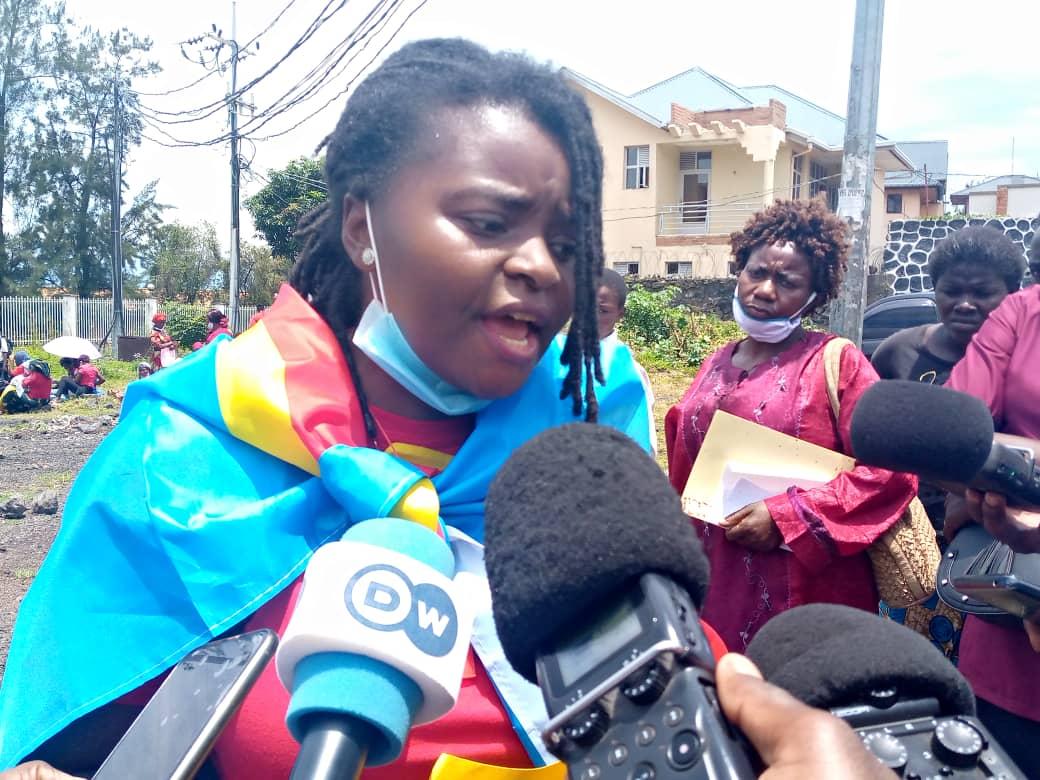 Goma : les femmes interpellent le gouvernement Congolais sur les violences auxquelles elles font face