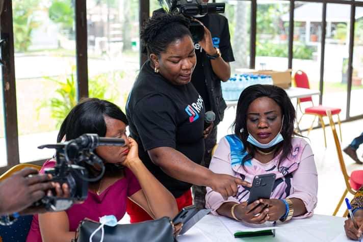 RDC/Médias : U-report sensibilise les journalistes sur son importance et son contenu