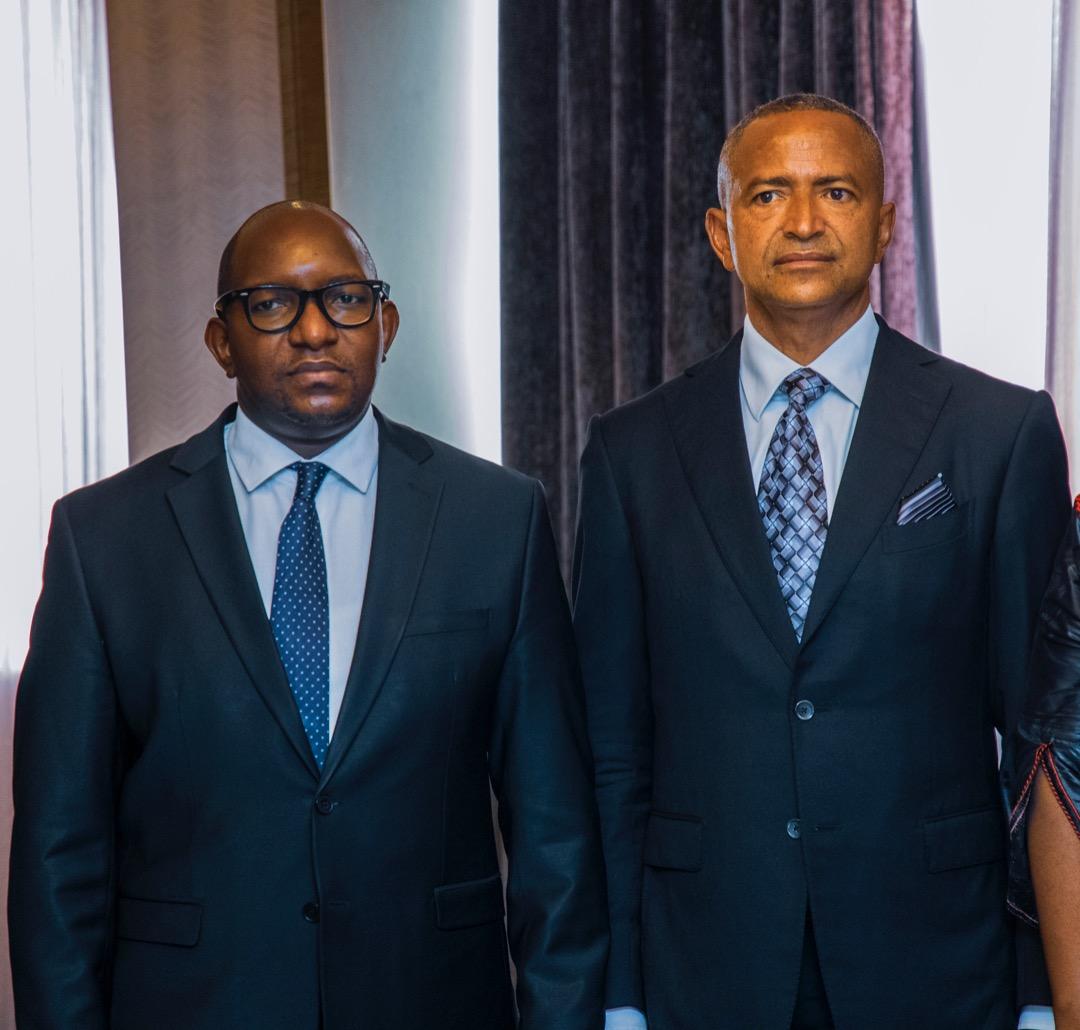 « Je voudrais demander à toute la population congolaise de l'appuyer parce qu'il a un défi » (Moïse Katumbi sur Sama Lukonde)