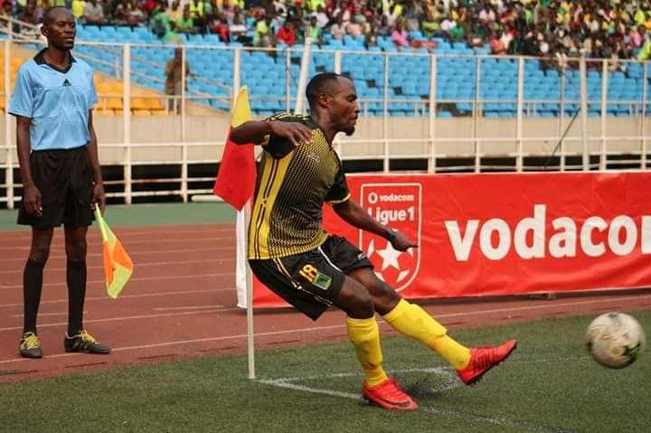 Nord-Kivu/Football : Jérémie Mumbere, meilleur joueur de la décennie