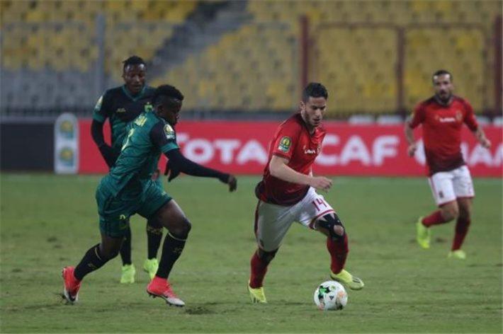 CAF/C1: les protestations de Al Ahly avant son match face à V.club ce mardi