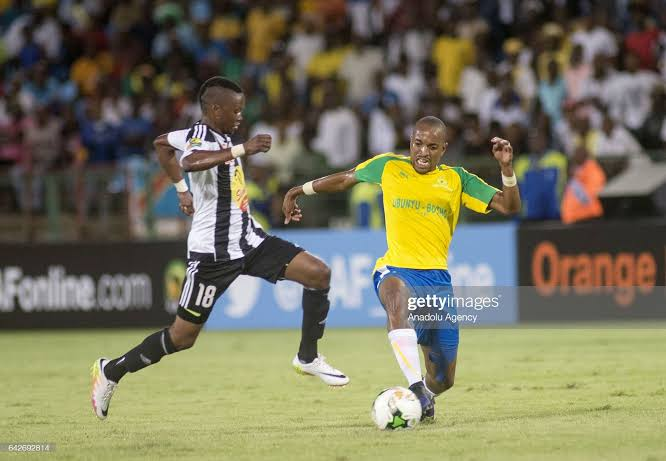 CAF/C1: Mazembe en quête de points à Pretoria face à Mamelodi ce mardi