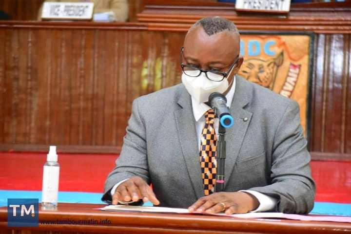 Kasaï Oriental : après sa destitution, le gouverneur Jean Maweja appelé à présenter sa démission au chef de l'État