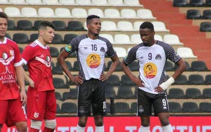 CAF/C1 : Mazembe, une élimination aux allures humiliantes