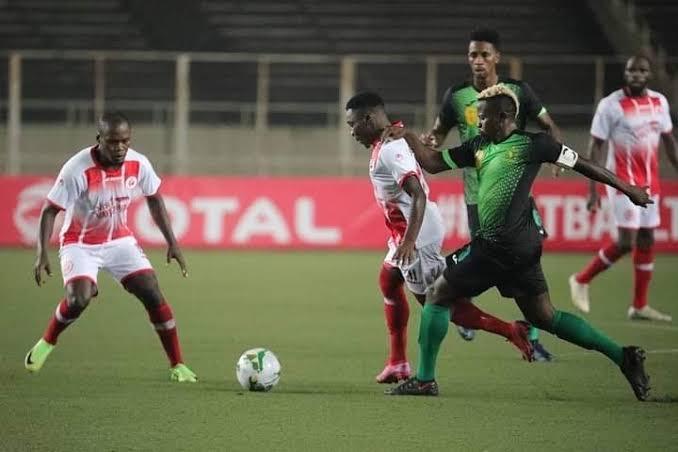 CAF/C1: V.club quitte la ligue des Champions après sa défaite (4-1) face à Simba