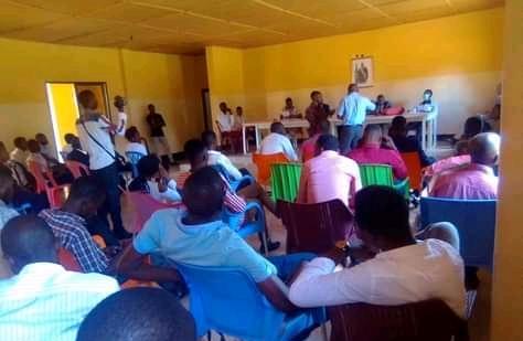 Lomami : Fabien Mutondo élu président du conseil urbain de la Jeunesse à Kabinda